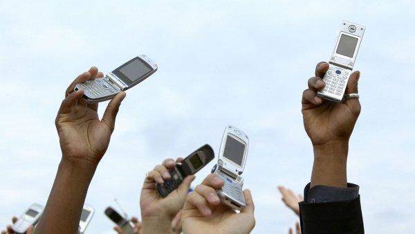 Telefon - Ilustrační foto.