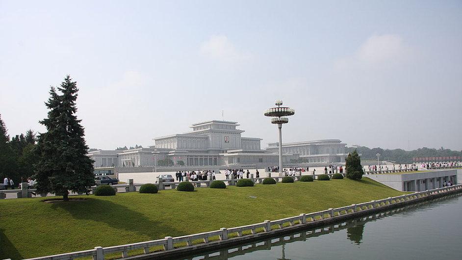 Palác Kumsusan, Pchjongjang