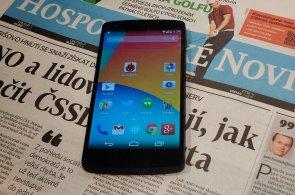 Krásně nedokonalý Nexus 5: Nejlepší telefon od Googlu má spousty kladů a jednu velkou chybu