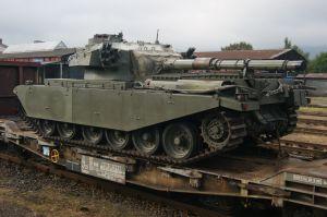 Preprava tanku 0