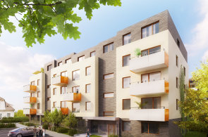 První certifikovaný pasivní bytový dům v Česku