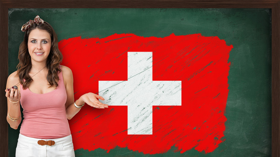 Studenti ze Švýcarska