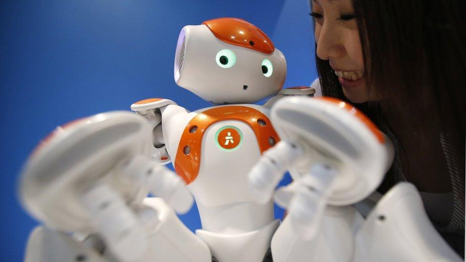 Mají mít roboti svá práva? Ilustrační foto