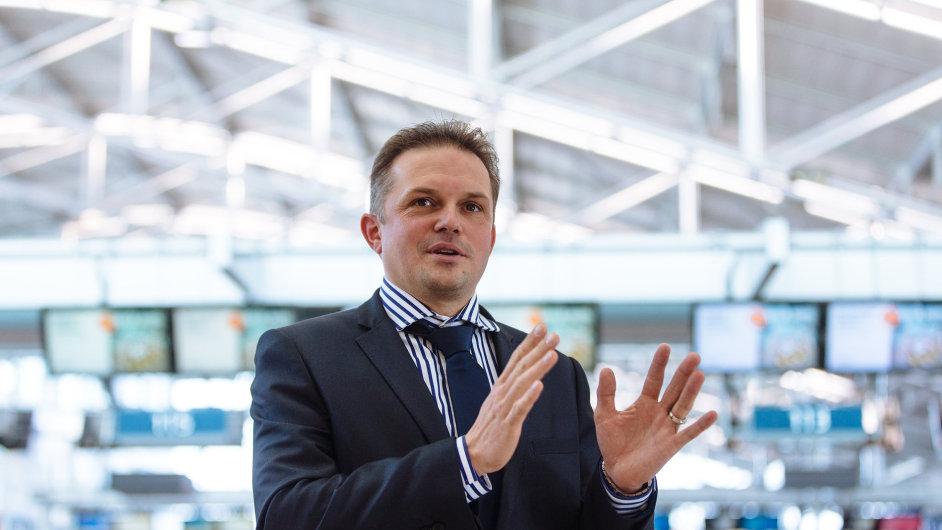 Krizový manažer Tomáš Pastrňák