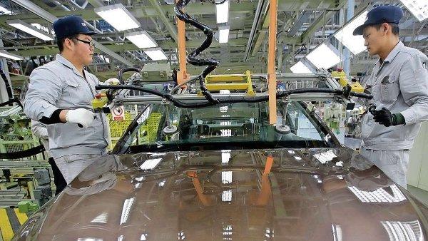 Pokles prodejů automobilky PSA v Číně kompenzoval růst v Evropě - Ilustrační foto.