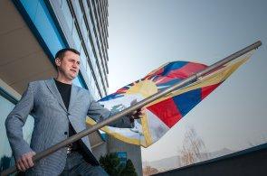 Luděk Staněk: Má smysl vyvěšovat tibetské vlajky?