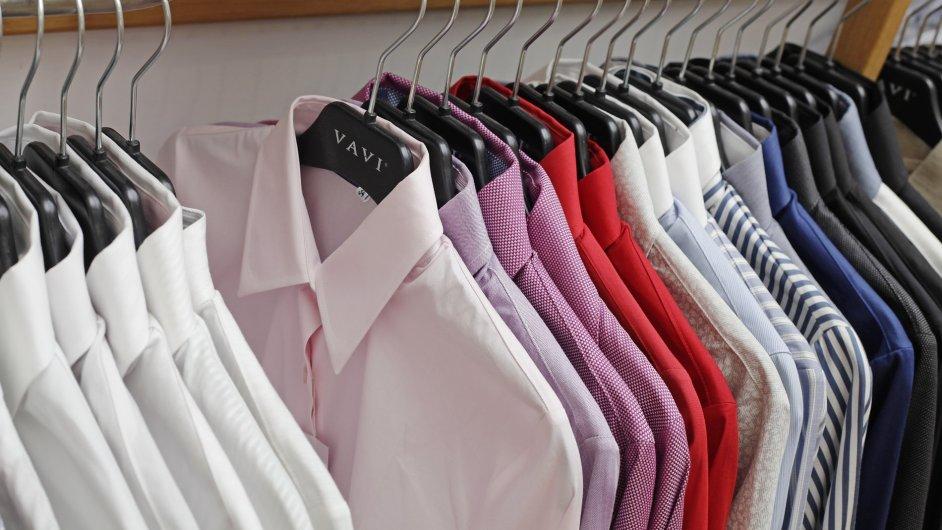 Oblečení (Ilustrační foto)