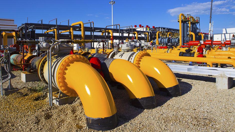 Plynovod – Ilustrační foto.