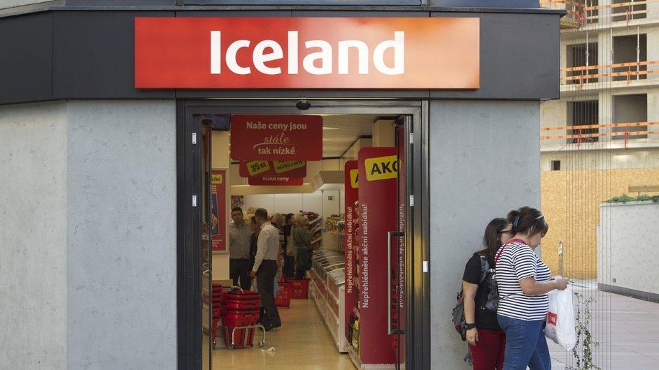 Britský řetězec Iceland plánuje v Česku další expanzi