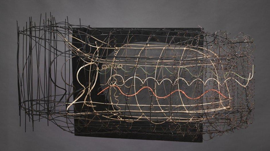 Reprodukce děl z výstavy Karel Malich: Vnitřní světlo