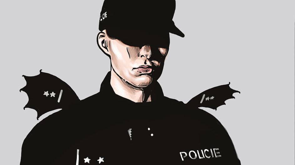 Policie vrací uniformy