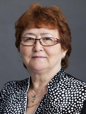 Ludmila Brodová, ředitelka zahraniční kanceláře agentury CzechTrade v Petrohradě