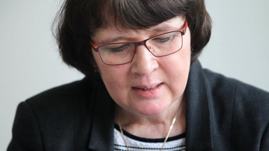 Prof. Ing. Hana Machková