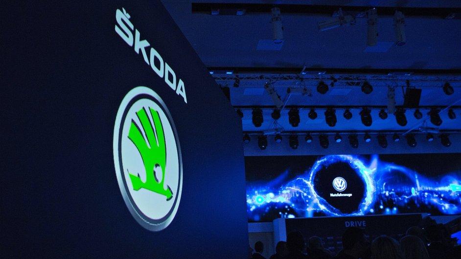 Automobilka Škoda Auto v prvním pololetí prodala rekordních 544 300 vozů.