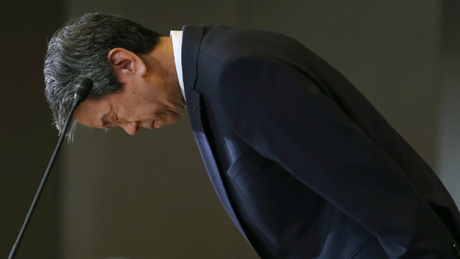 Bývalý generální ředitel Toshiby Hisao Tanaka
