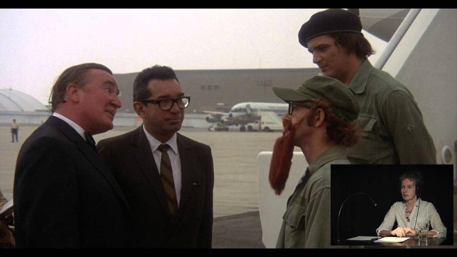 V úterý 1. prosince oslaví americký filmař Woody Allen 80. narozeniny.