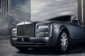 Auto Report: Rolls-Royce Phantom je svatyně klidu a luxusu