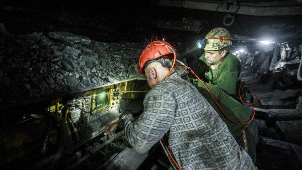 Odbory a zaměstnavatelé nechtějí, aby stát finančně pomohl společnosti OKD – ilustrační foto.