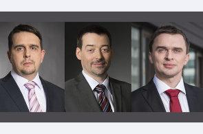 Jan Zinek, Pavel Srnka a Ladislav Herynek členy představenstva společnosti ANECT