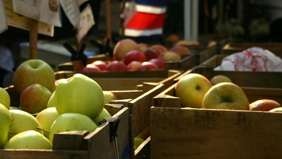 Bedýnky s ovoce a zeleninou s rozvozem už v Česku nabízí přes stovku zemědělců - Ilustrační foto.
