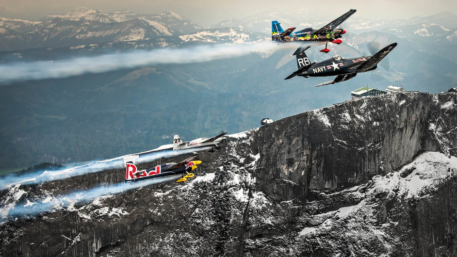 Red Bull Air Race World Championship ve Spielbergu