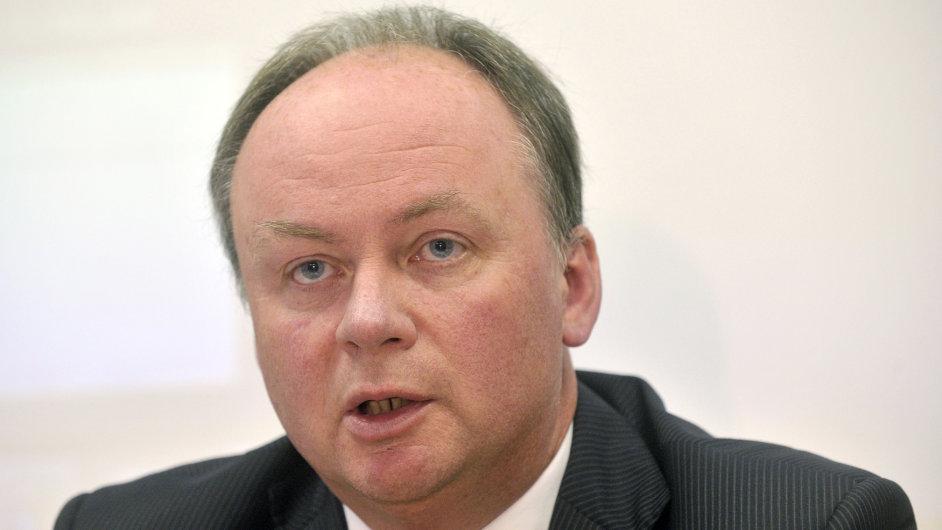 Michal Mazánek.