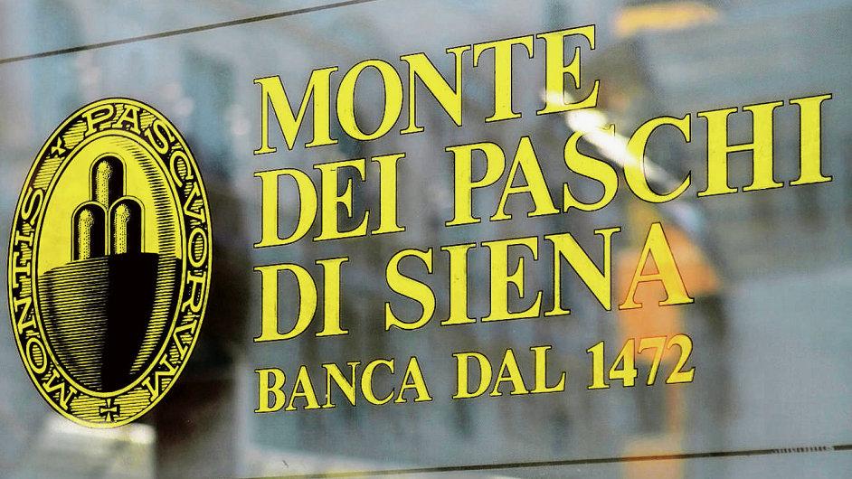 Nejstarší italská banka Monte dei Paschi je v problémech a hrozí jí vysoká ztráta. Navíc čelí podezření z podvodů a úplatků. Skandál se dotýká i Demokratické strany, favorita nadcházejících voleb.