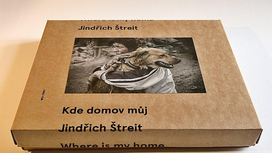 Snímek připravované knihy Jindřicha Štreita nazvané Kde domov můj.