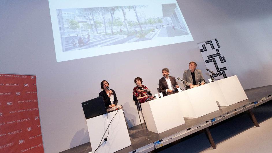 Diskuse o veřejném prostoru. Diskuse Plácek, park a tržiště. Co je a není veřejný prostor?