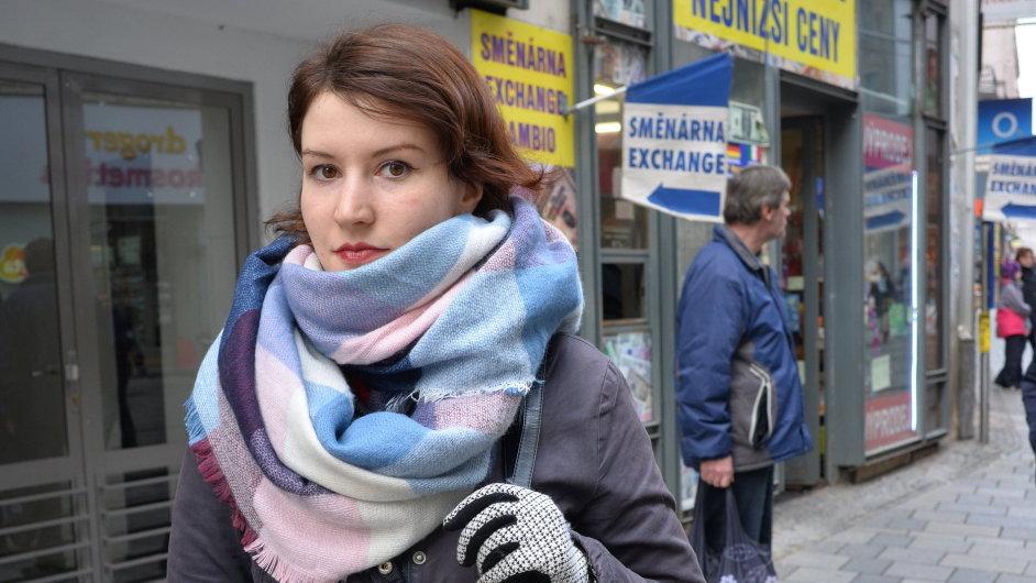 Veronika Rút Nováková, vizuální smog Brno