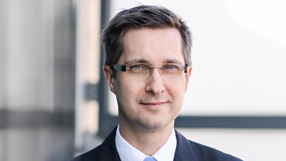 Petr Žabža, ředitel investičních produktů ING Bank