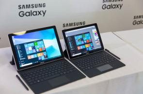 MWC: Samsung oživuje zájem o tablety, k úžasným obrazovkám přidává klávesnici a Windows