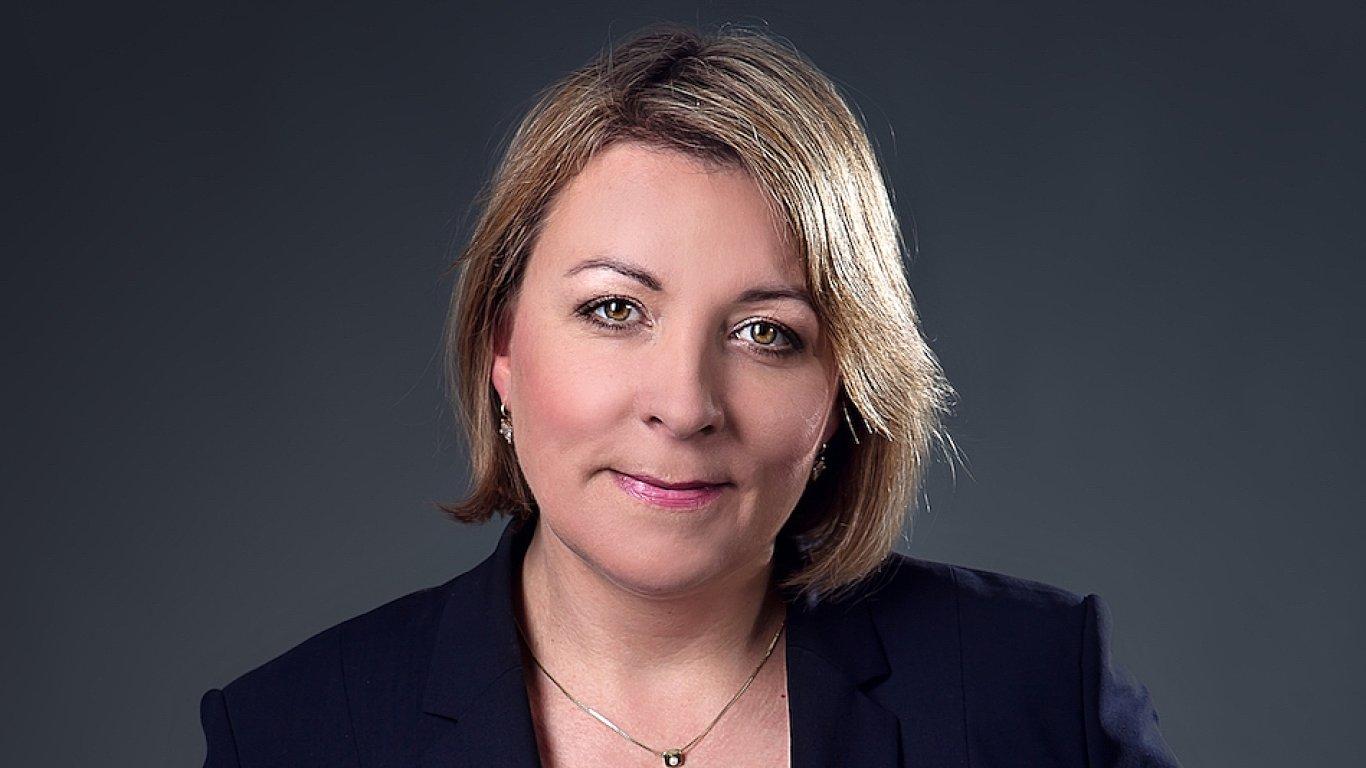 Renata Dvořáková, ředitelka společnosti Oracle Czech