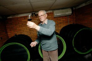 Šlechtění nových odrůd je hra v loterii, říká vinařský odborník a otec Cabernetu Moravia Lubomír Glos