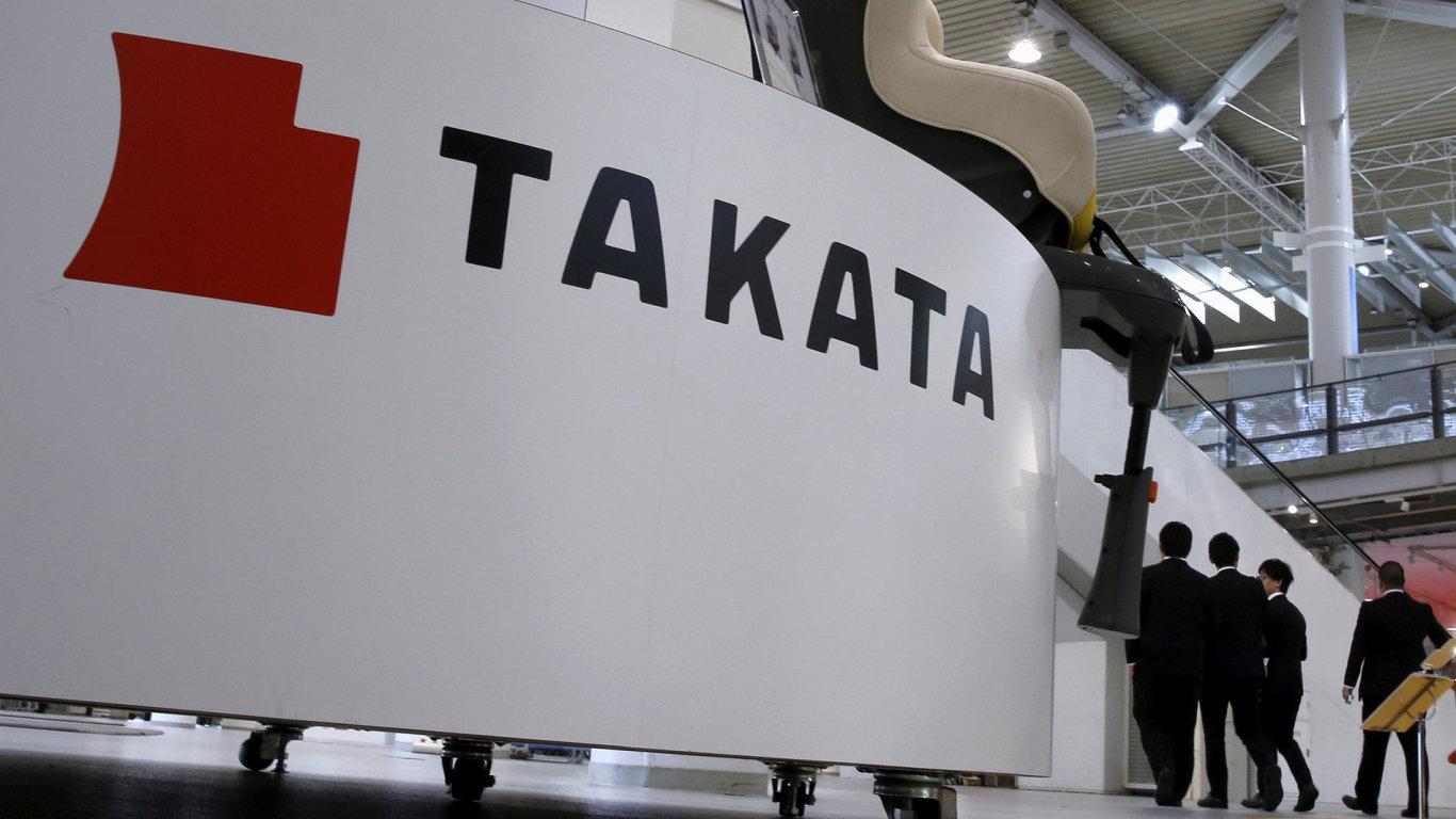 Výrobce airbagů Takata