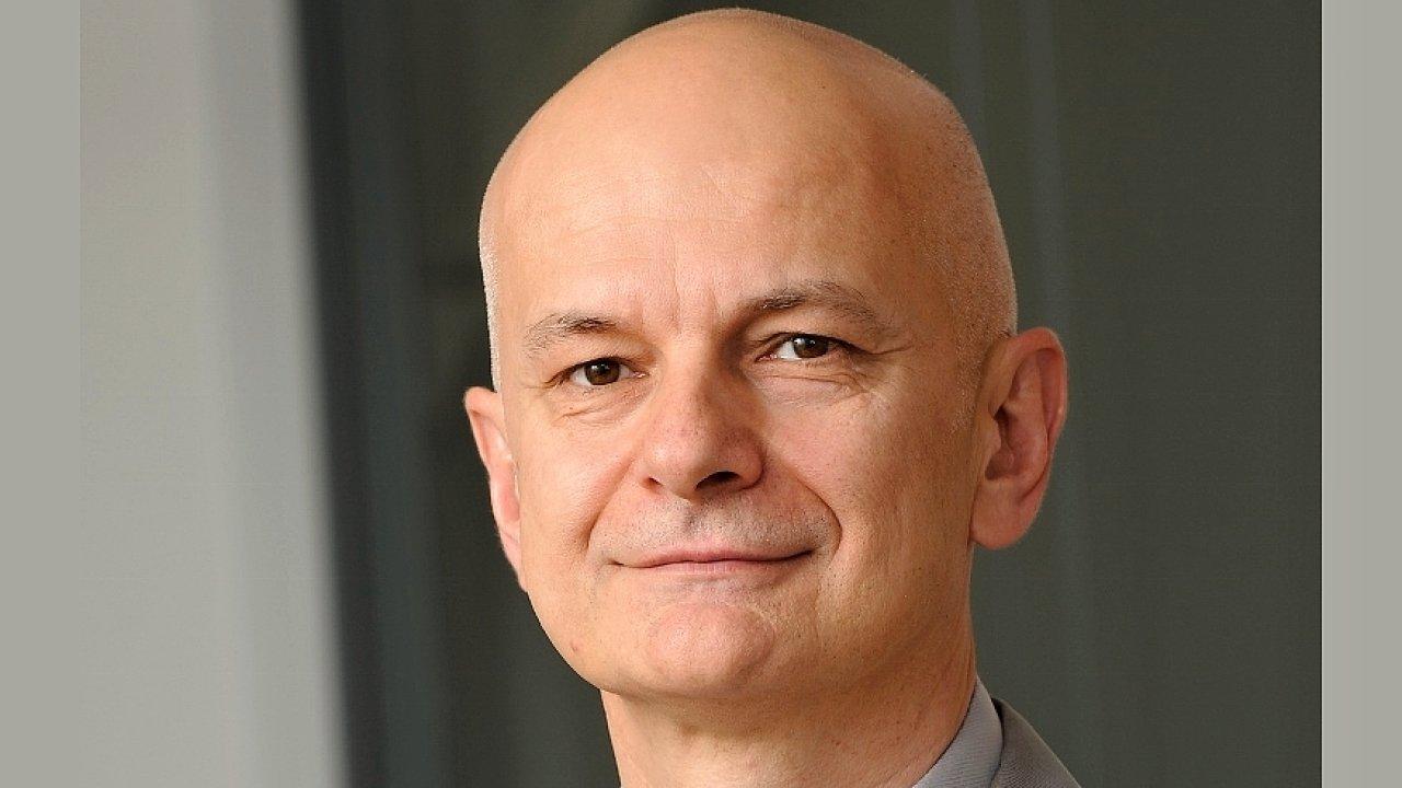 Karel Marčík, manažer distribučního centra DHL v Boru u Tachova