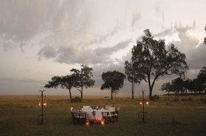 Ztraceni na rovníku: V Keni dokonale splynete s přírodou