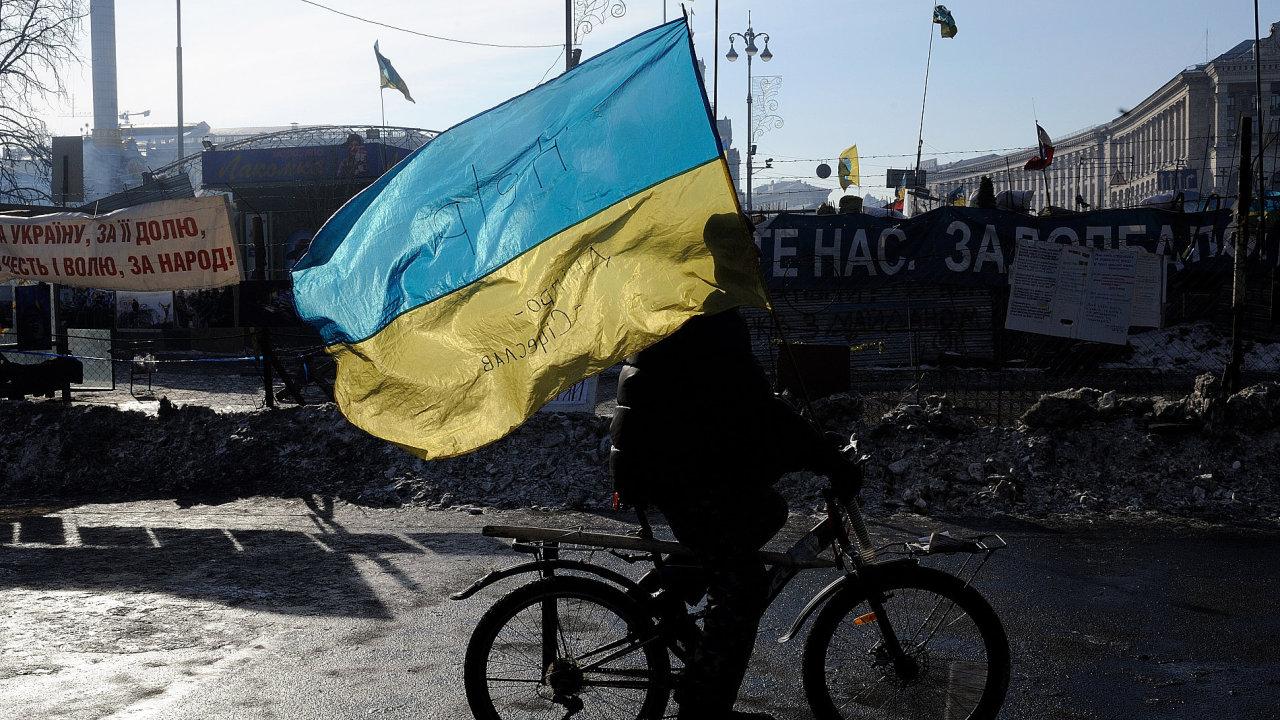 Ukrajina. Ilustrační foto