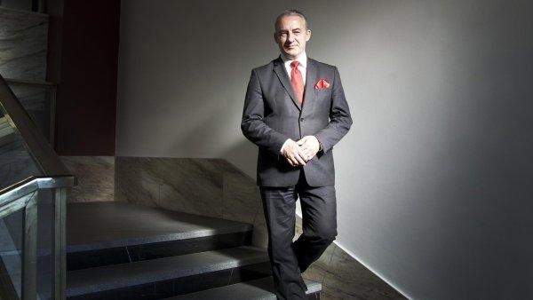 Šéf Českomoravské konfederace odborových svazů Josef Středula