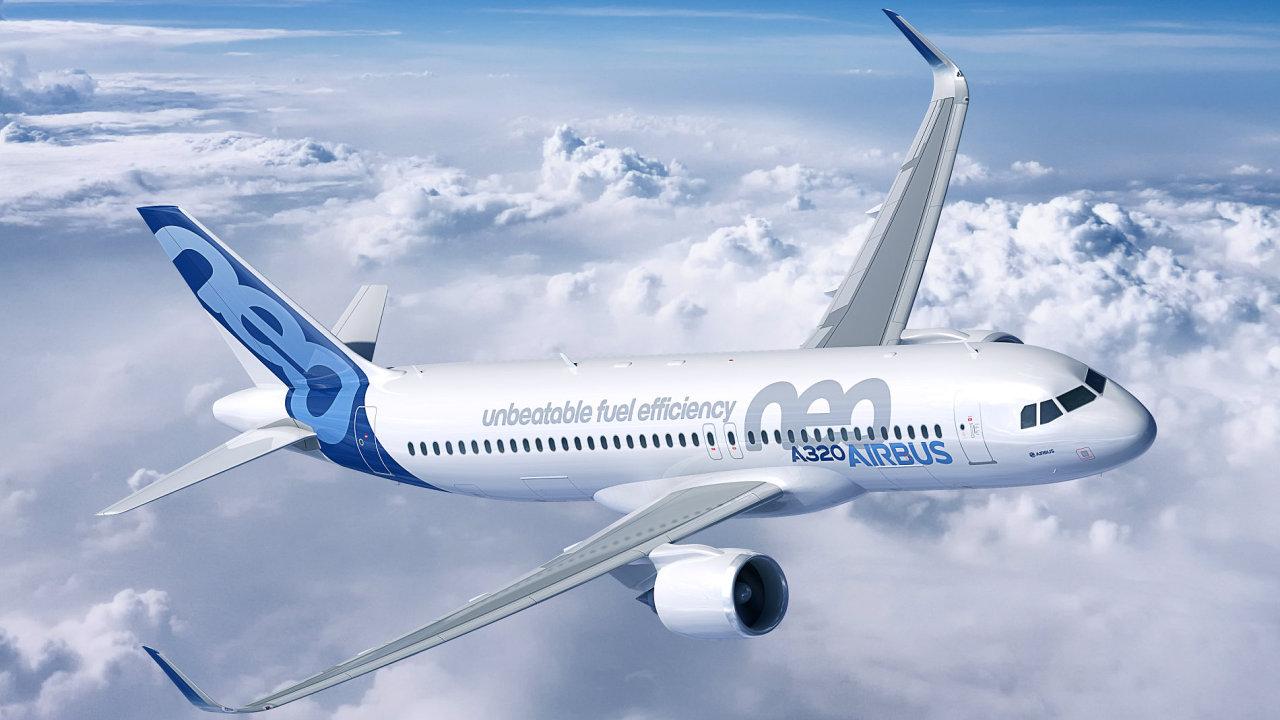 Airbus loni překonal svého amerického konkurenta Boeing v počtu nových objednávek.