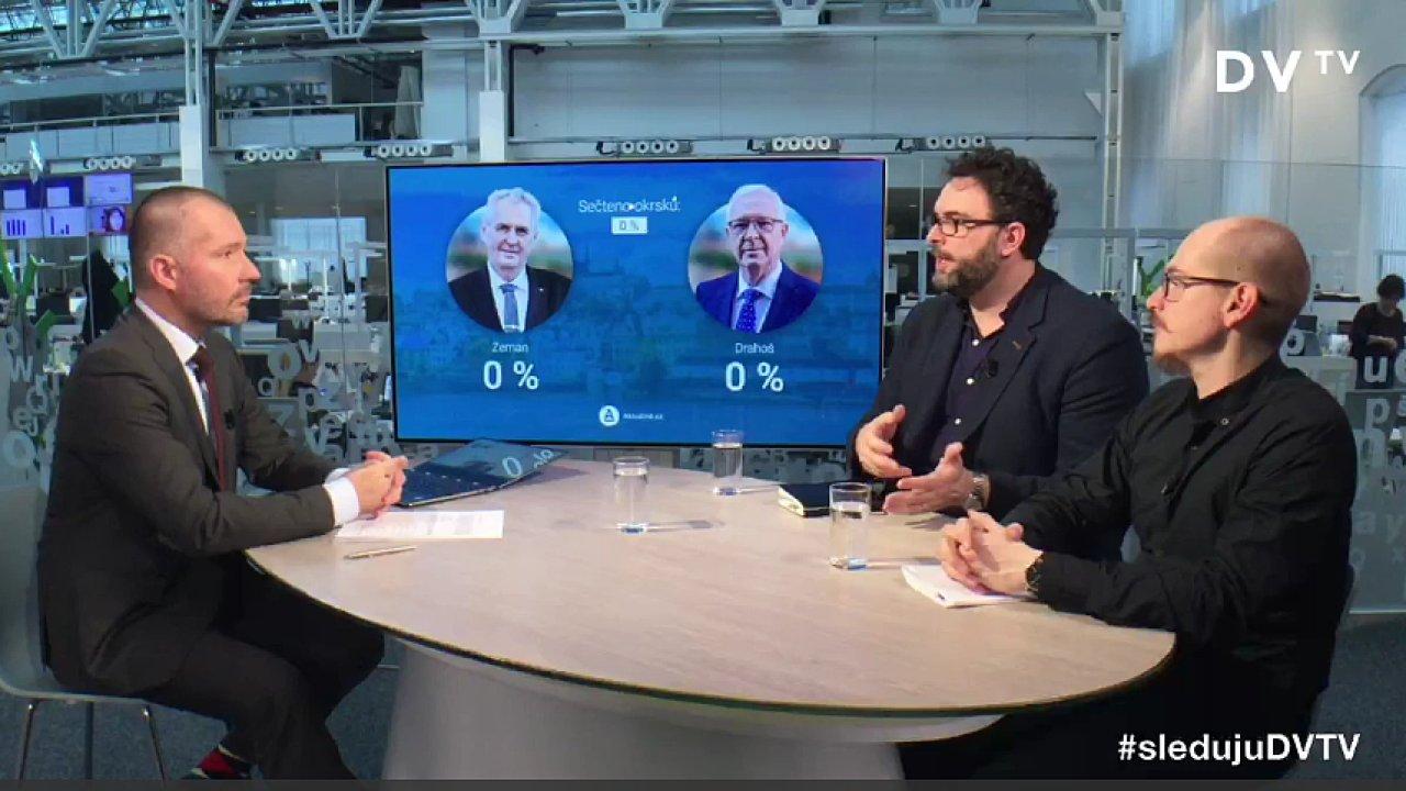 Speciální studio DVTV