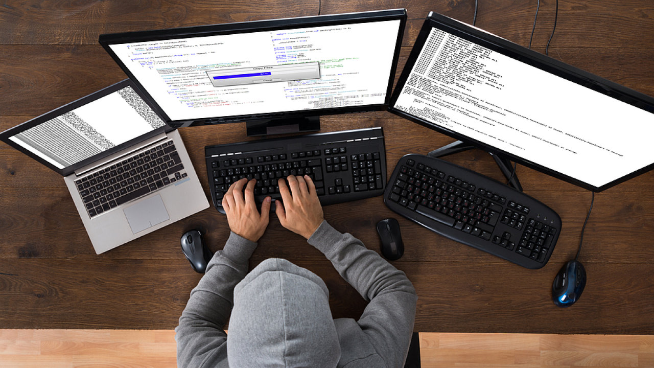 Škodlivý kód je zaměřený na bankovní aplikace největších bankovních domů působících na českém území.