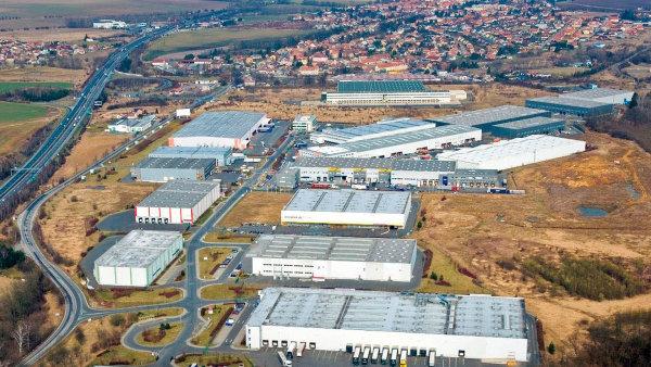 Prologis Park Prague-Rudná se již profiluje jako městské logistické centrum.