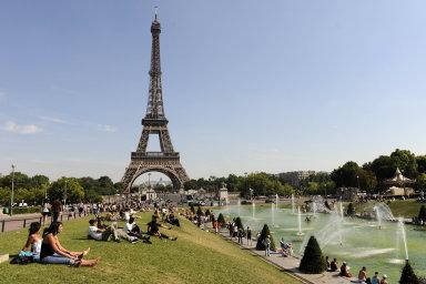 Část žen z chudších vrstev ve Francii si nemůže vložky dovolit.