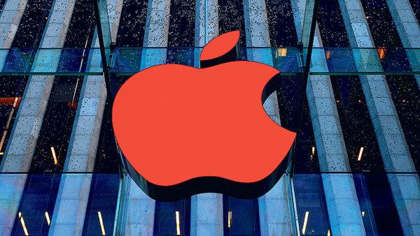 Apple vyrábí v Číně většinu svých přístrojů.