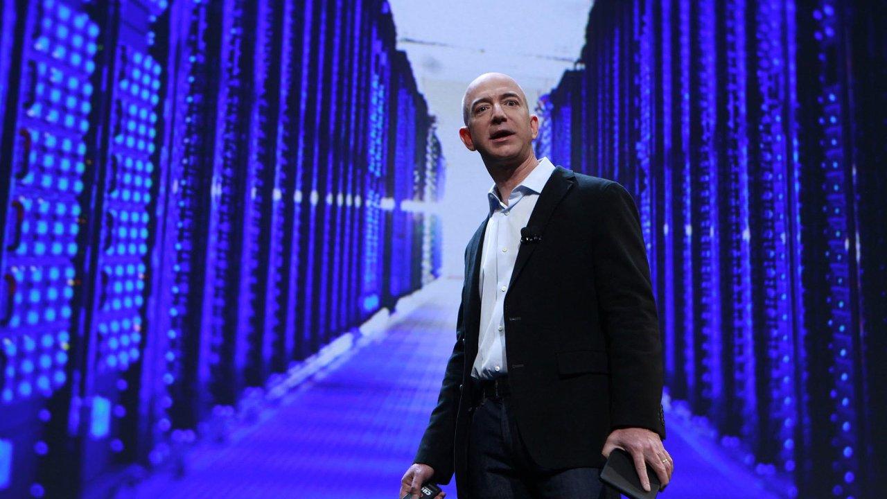 Jeff Bezos je opět nejbohatším mužem světa.
