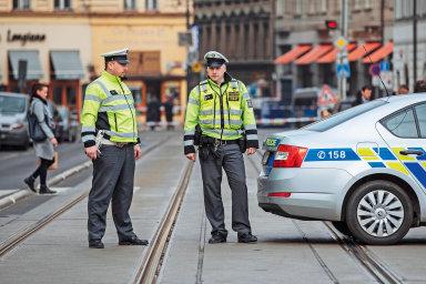 Policie přijme tisíc nových příslušníků. Více než polovina z nich nastoupí do základní služby - Ilustrační foto.