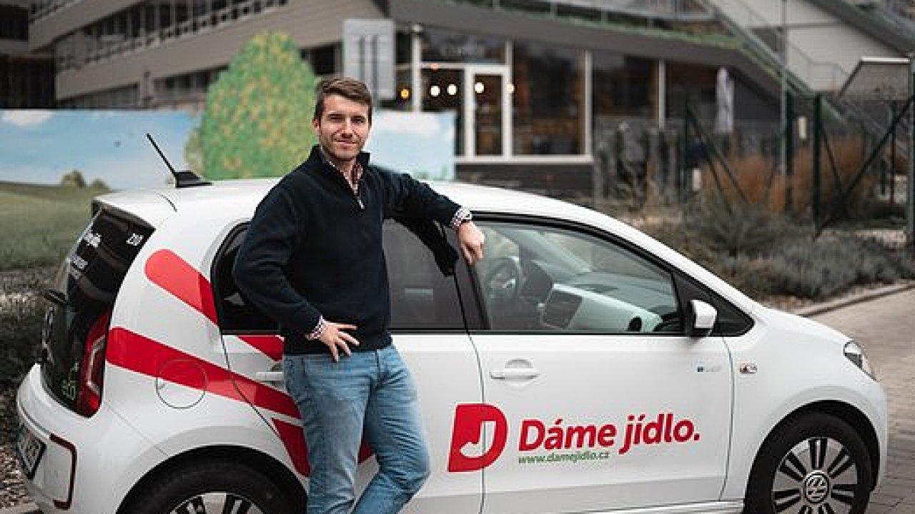 Filip Fingl, CEO Dáme jídlo