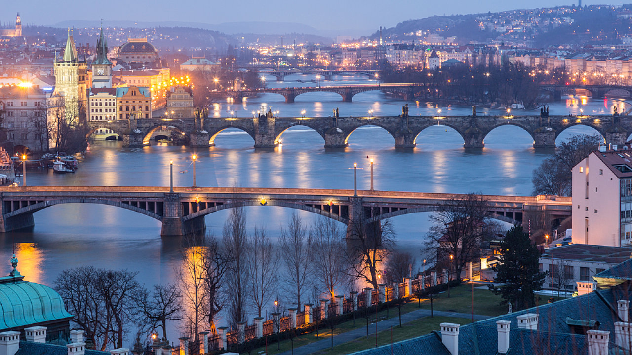 Praha - Ilustrační foto.