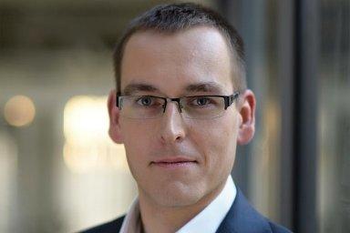 Vít Hanuš, provozní ředitel startupu Spaceti